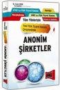 Tüm Yönleriyle Anonim Şirketler Yargı Yayınevi 2012