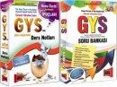 GYS Ders Notları ve GYS Soru Bankası İkisi Bir Arada 2012 Yargı Yayınevi