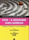 KPSS A Muhasebe Soru Bankası Gazi Kitabevi