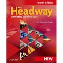 Oxford New Headway Elementary Fourth Edition Student's Book with Workbook