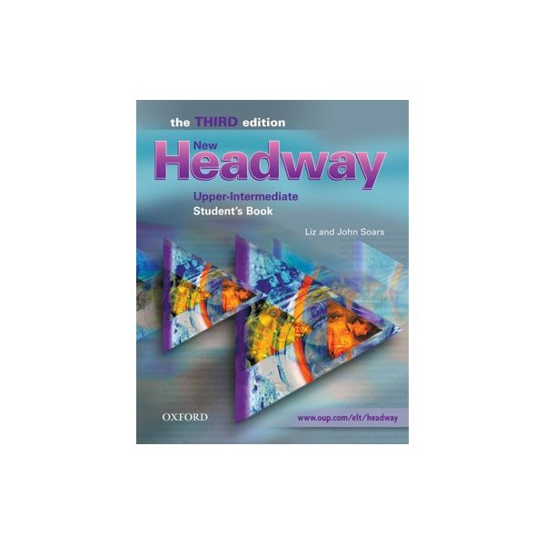 Upper intermediate students book headway corporation