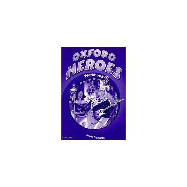 решебник oxford heroes workbook 3