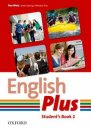 Oxford English Plus 2 Student Book with Workbook