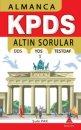 Delta Yay�nlar� Almanca Alt�n Sorular KPDS, �DS, YDS, TESTDAF