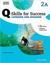 Oxford Q Skills for Success Listening and Speaking 2 Student Book with Online Practice 2. Edition