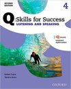 Oxford Q Skills for Success Listening and Speaking 4 Student Book with Online Practice 2. Edition