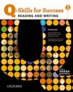 Oxford Q Skills for Success Reading and Writing 1 Student Book with Online Practice