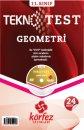 K�rfez Yay�nlar� 11. S�n�f Geometri Tekno Test