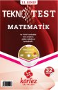 K�rfez Yay�nlar� 11. S�n�f Matematik Tekno Test