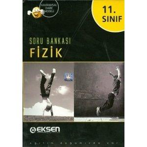 Eksen Yayınları 11. Sınıf Fizik Soru Bankası