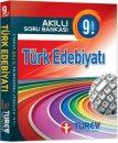 Türev Yayınları 9. Sınıf Türk Edebiyatı Akıllı Soru Bankası