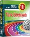 11. Sınıf Türk Edebiyatı Akıllı Soru Bankası Türev Yayınları