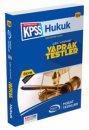 Murat Yayınları 2016 KPSS A Hukuk Yaprak Test