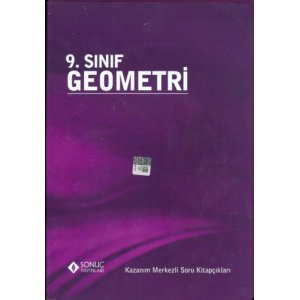 Sonu� Yay�nlar� 9. S�n�f Geometri (4 Fasik�l)