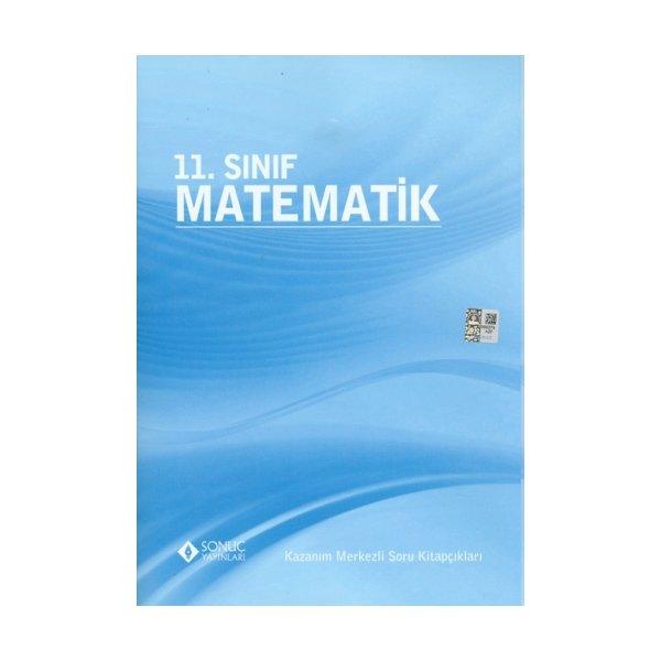 Sonuç Yayınları 11. Sınıf Matematik (5 Fasikül)