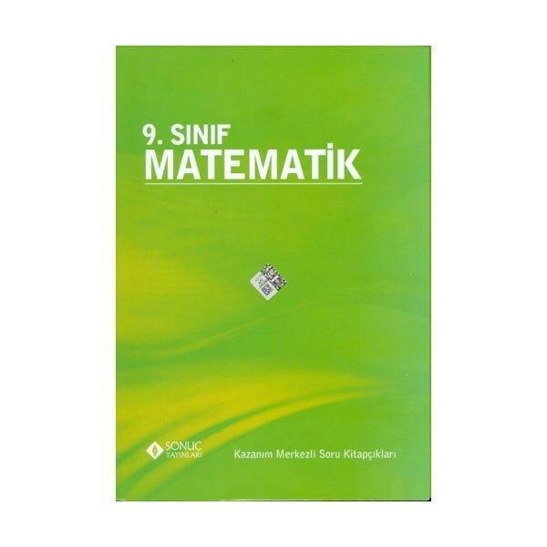 Sonuç Yayınları 9. Sınıf Matematik (7 Fasikül)