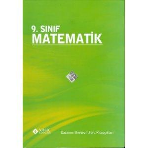 Sonu� Yay�nlar� 9. S�n�f Matematik (7 Fasik�l)