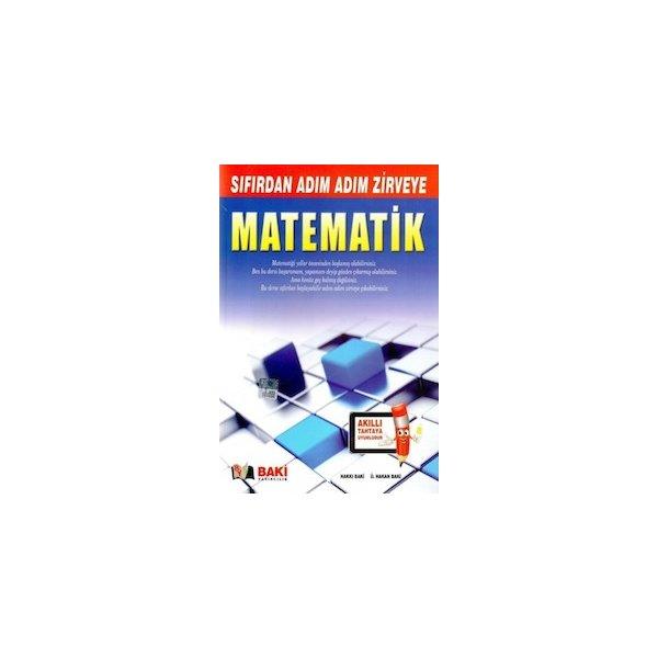 Sıfırdan Adım Adım Zirveye Matematik Baki Yayıncılık