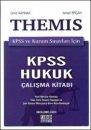 Themis KPSS Hukuk Çalışma Kitabı On İki Levha Yayınları