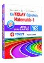 Türev Yayınları YGS En Kolay Ögreten Matematik-1 Akıllı Soru Bankası 2013