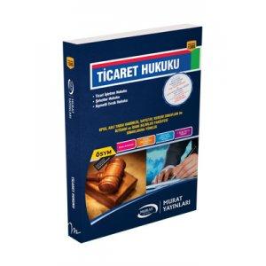 Murat Yayınları Ticaret Hukuku Konu Anlatımlı Kitap