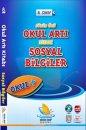 """Sözün Özü Yayınları 8.Sınıf Sosyal Bilgiler Okul Artı Kitabı Çözüm DVD""""li"""