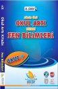 """Sözün Özü Yayınları 8.Sınıf Fen Bilimleri Okul Artı Kitabı Çözüm DVD""""li"""