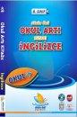 "Sözün Özü Yayınları 8.Sınıf İngilizce Okul Artı Kitabı Çözüm DVD""li"