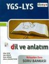 Dosya Yayınları YGS LYS Dil ve Anlatım Soru Bankası