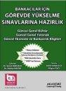 Akademi Consulting & Training GYS Bankacılar için Görevde Yükselme Sınavlarına Hazırlık Kitabı