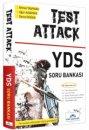 İrem Yayınları Test Attack YDS Soru Bankası
