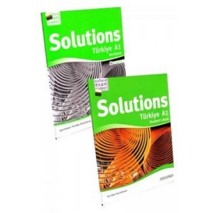 Oxford Solutions T�rkiye A1 Students Book Workbook With Audio CD