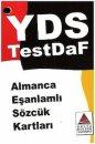 Delta Yay�nlar� YDS Test Daf Almanca S�zc�k Kartlar�