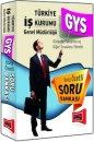 Yarg� Yay�nevi T�rkiye �� Kurumu GYS S�nav� Konu �zetli Soru Bankas�
