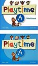 Oxford Playtime A Class Book And Workbook