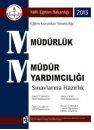 2014 Asil Yayın MEB Müdürlük ve Müdür Yardımcılığı Sınavlarına Hazırlık Kitabı