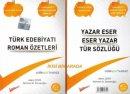 Türk Edebiyatı Roman Özetleri Doğruşık Yayınları