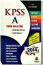 2014 KPSS A Grubu Konu Anlatımlı Tek Kitap Kapadokya Yayınları