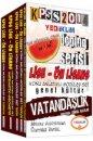 2014 KPSS Lise - �nlisans Konu Anlat�ml� Mod�ler Set Yediiklim Yay�nlar� 5 Kitap