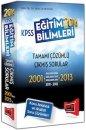 2014 KPSS E�itim Bilimleri 2001-2013 ��km�� Sorular ve ��z�mleri Yarg� Yay�nlar�