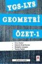 Delta Kültür Yayınları YGS LYS Geometri Özet Kitap 1