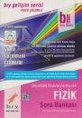 Birey B Serisi Orta Düzey Fizik Soru Bankası Video Çözümlü