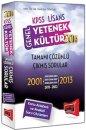 2014 KPSS Genel Yetenek Genel K�lt�r 2001-2013 Tamam� ��z�ml� ��km�� Sorular Yarg� Yay�nevi