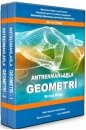 Antrenmanlarla Geometri Seti 2 Kitap Halil �brahim K���kkaya  Ahmet Karako�  Aziz Y�ld�r�m