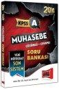 2014 KPSS A Muhasebe Soru Bankası Çözümlü Cevaplı Yargı Yayınları