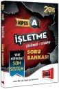 2014 KPSS A İşletme Soru Bankası Çözümlü Cevaplı Yargı Yayınları