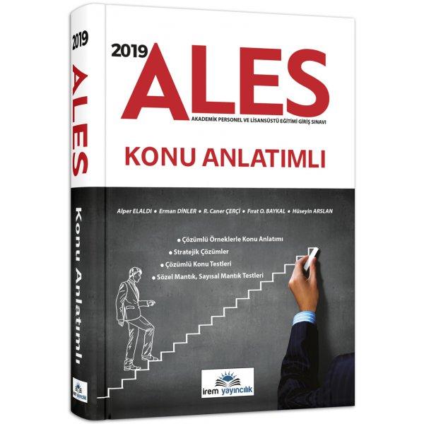 2019 ALES Konu Anlatımlı İrem Yayıncılık