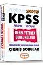 2015 KPSS Genel Yetenek Genel K�lt�r Konu Konu ��km�� Sorular ve ��z�mleri Yediiklim Yay�nlar�