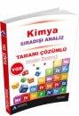 YGS Kimya Konu Özetli Tamamı Çözümlü Soru Bankası Sıradışı Analiz Yayınları