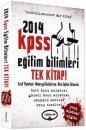 2014 KPSS E�itim Bilimleri Konu Anlat�ml� Tek Kitap Yediiklim Yay�nlar�